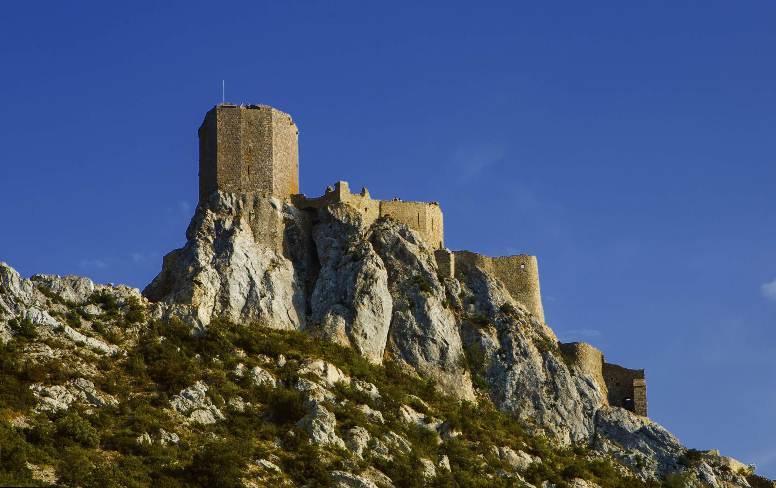 Chateau dePeyrepertuse